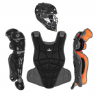 AFx FASTPITCH CATCHING KIT - BLACK