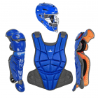 AFx FASTPITCH CATCHING KIT - ROYAL