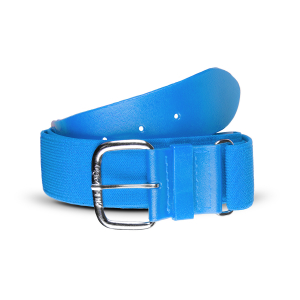 THE HELIX™ - LIFETIME ELASTIC BELT-COLUMBIA BLUE-ADULT