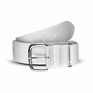 THE HELIX™ - LIFETIME ELASTIC BELT-WHITE-ADULT