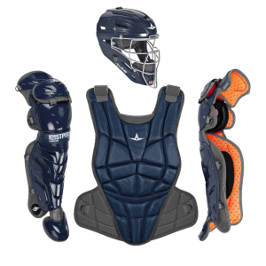 AFx FASTPITCH CATCHING KIT - NAVY