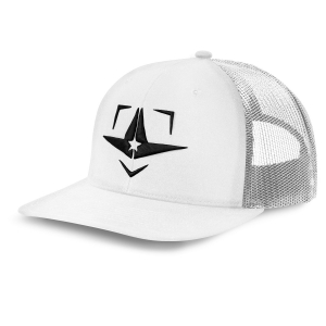 ALL-STAR SNAPBACK - PLATE LOGO - WHITE