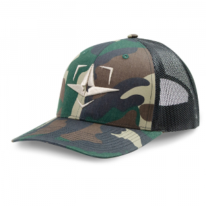 ALL-STAR SNAPBACK - PLATE LOGO - CAMO