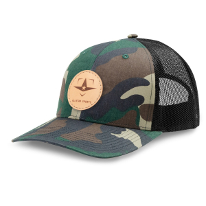 ALL-STAR SNAPBACK - PLATE PATCH - CAMO