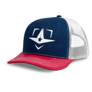 ALL-STAR SNAPBACK - PLATE LOGO - USA