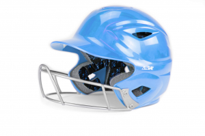 S7™ YOUTH BATTING HELMET W/ATTACHED AFX CAGE
