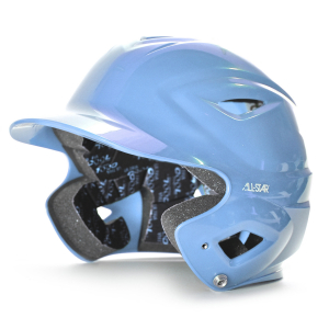 S7™ YOUTH SOLID GLOSS BATTING HELMET-SKY BLUE