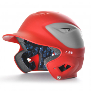 S7™ ADULT MATTE TWO-TONE BATTING HELMET
