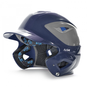 S7™ SIZED GLOSS TWO-TONE BATTING HELMET