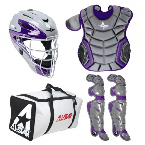 S7™ AGES 9-12 PRO TRAVEL TEAM CATCHING KIT