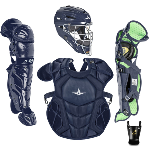 S7 AXIS™ AGES 9-12 SOLID COLOR // MEETS NOCSAE-NAVY