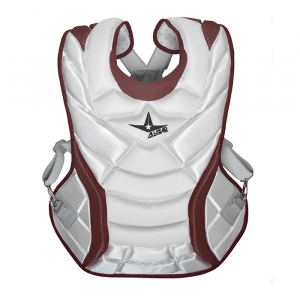 CPW-S7-WTT-WHITE/MAROON-YOUTH - 13 INCHES
