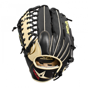 """S7™ 12.5"""" OUTFIELD TRAP WEB FIELDING GLOVE - LEFT HAND THROW"""