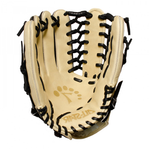 """S7™ 12.75"""" OUTFIELD TRAP WEB FIELDING GLOVE - LEFT HAND THROW"""