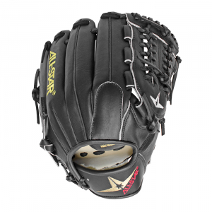 11.75 S7™ UTILITY  MODIFIED TRAP SOLID BLACK FIELDING GLOVE