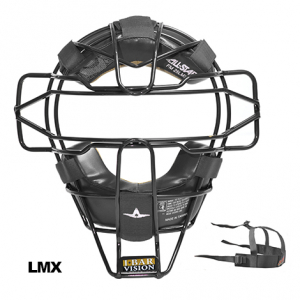 UMPIRE TRADITIONAL FACE MASK W/ LMX PADS