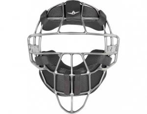 S7™ MAGNESIUM UMPIRE FACE MASK W/LUC PADS