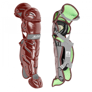 S7 AXIS™ AGES 9-12 PRO LEG GUARDS