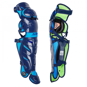 S7 AXIS™ ADULT PRO TWO TONE LEG GUARDS 16.5""