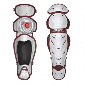 LGW-S7-WTT-WHITE/MAROON-ADULT - 14.5 INCHES