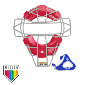 CUSTOM TRADITIONAL CATCHING MASK