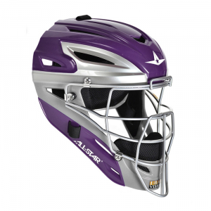 S7™ ADULT GLOSS TWO-TONE CATCHING HELMET