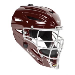MVP4000 - PRO SERIES, ADULT - SOLID GLOSS-MAROON