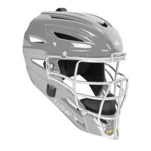 MVP4000 - PRO SERIES, ADULT - SOLID GLOSS-SILVER