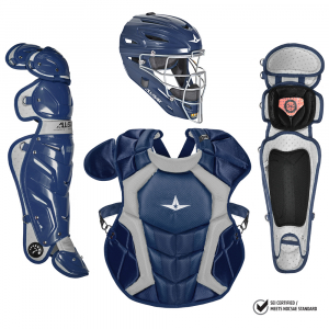 S7 Adult Pro Catching Kit // Meets NOCSAE-NAVY