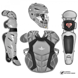 S7 Adult Pro Catching Kit // Meets NOCSAE-SILVER