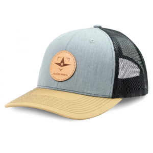 ALL-STAR SNAPBACK - PLATE PATCH - BLACK/GOLD