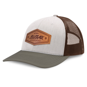 ALL-STAR SNAPBACK - HEX PATCH - STONE