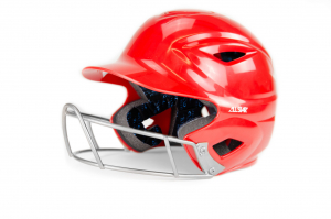 S7™ ADULT BATTING HELMET W/ATTACHED AFX CAGE