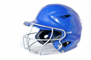 S7™ YOUTH BATTING HELMET W/ATTACHED FASTPITCH CAGE