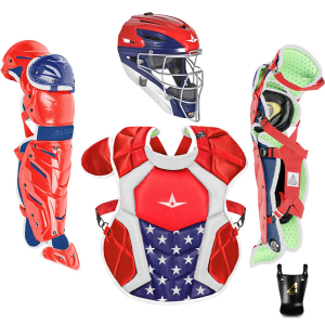 """S7 AXIS™ USA AGES 9-12, 14.5"""" // MEETS NOCSAE"""
