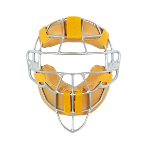 S7™ MAGNESIUM UMPIRE FACE MASK W/DEERSKIN PADS