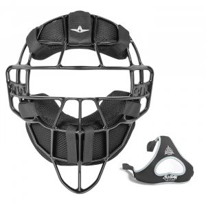 S7 AXIS™ MATTE MAGNESIUM FACE MASK W/ LUC PADS