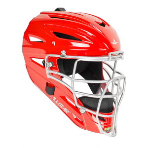 MVP4000 - PRO SERIES, ADULT - SOLID GLOSS-SCARLET