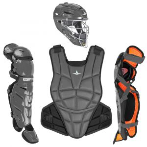 AFx FASTPITCH CATCHING KIT - GRAPHITE