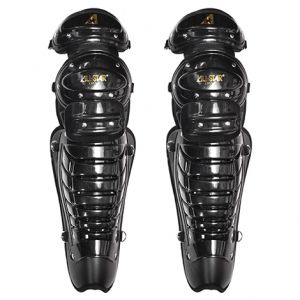 UMPIRE DOUBLE KNEE LEG GUARDS